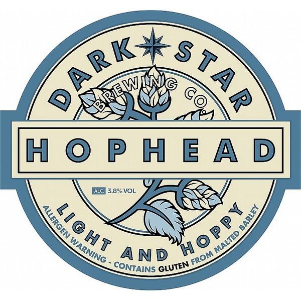 Dark Star Hophead Cask Pump Clip