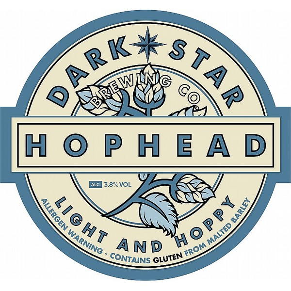 Dark Star Hophead Cask