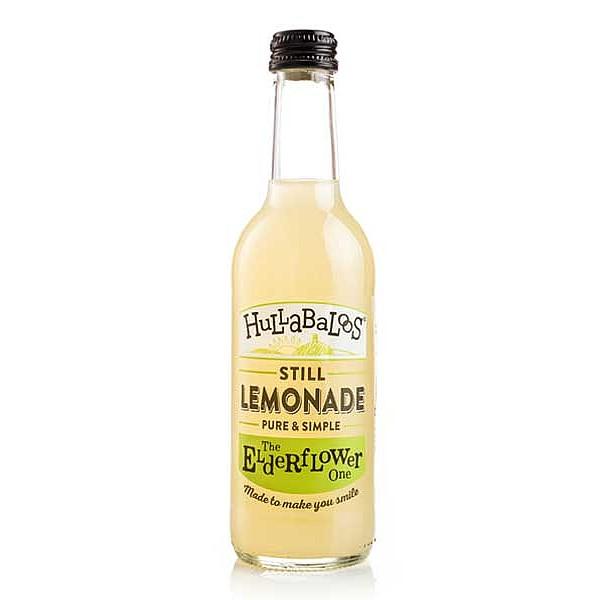 Hullabaloos Lemonade The Elderflower One