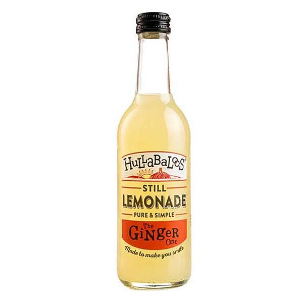 Hullabaloos Lemonade The Ginger One