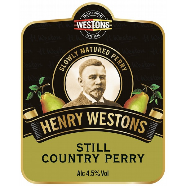 BIB Henry Westons Country Perry