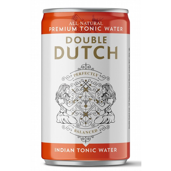 Double Dutch Indian Tonic Cans