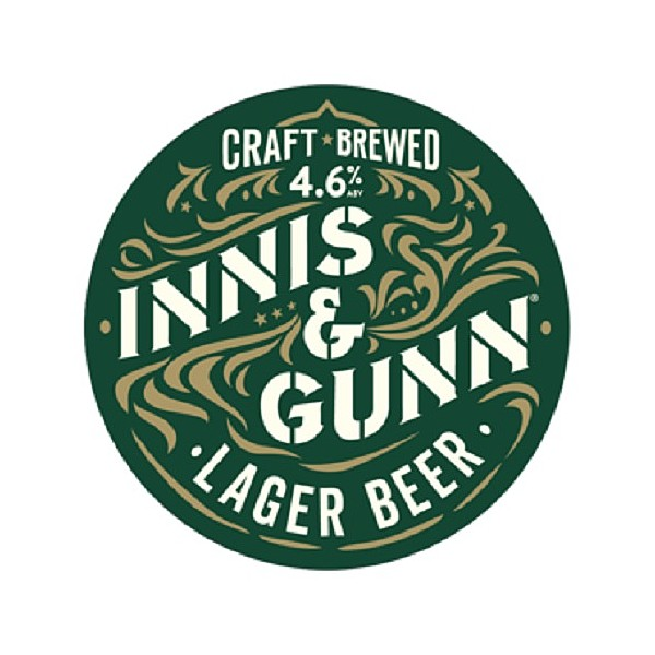Innis & Gunn Craft Brewed Lager