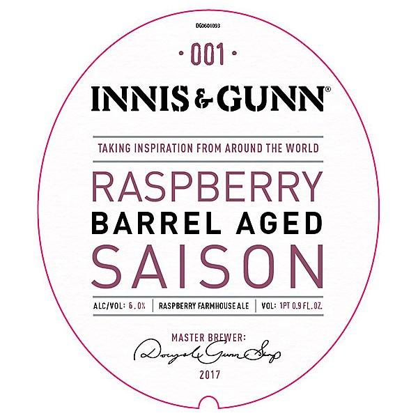 Innis & Gunn Raspberry Saison