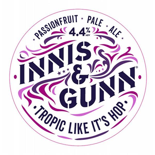 Innis & Gunn Tropic Like it's Hop