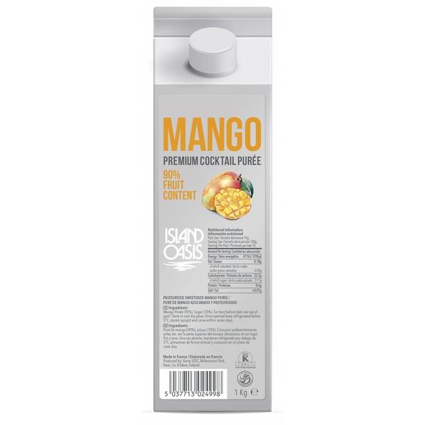 Island Oasis Premium Mango Puree