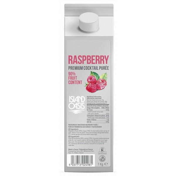 Island Oasis Premium Raspberry Puree