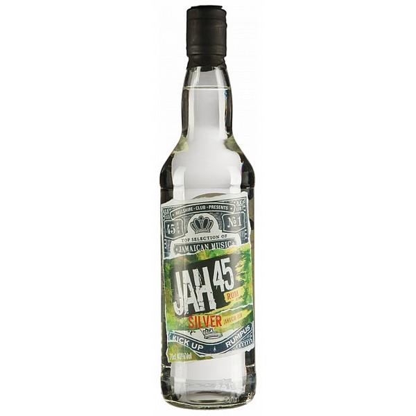 JAH45 Silver Rum