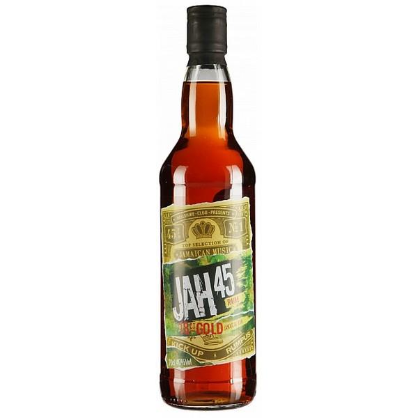 JAH45 Gold Rum
