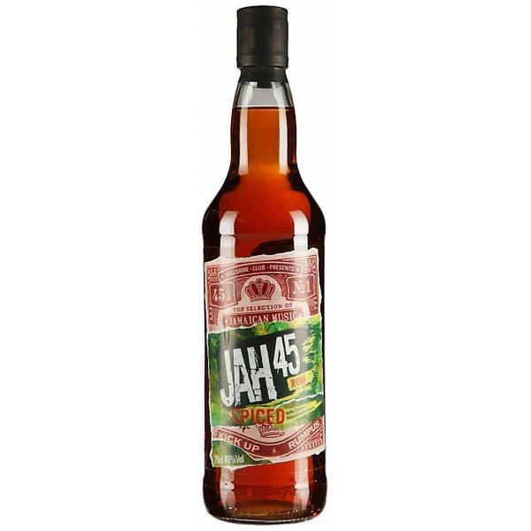 JAH45 Spiced Rum