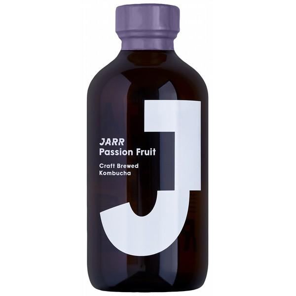 JARR Kombucha Passionfruit