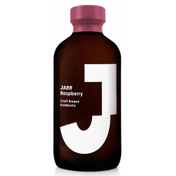 JARR Kombucha Raspberry