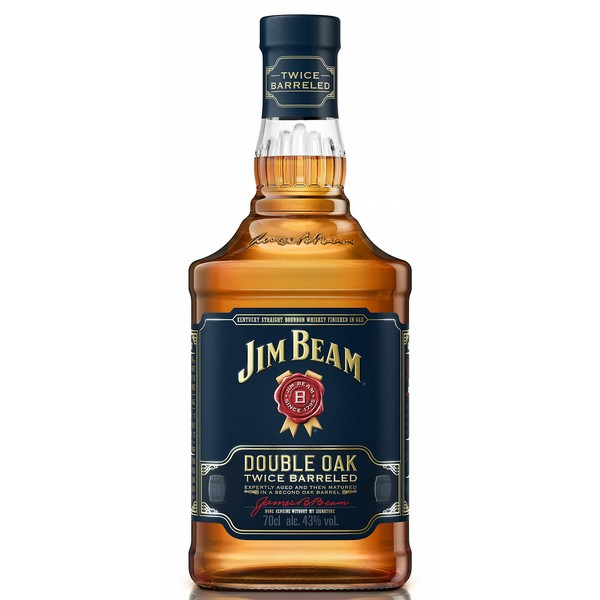 Jim Beam Double Oaked Bourbon