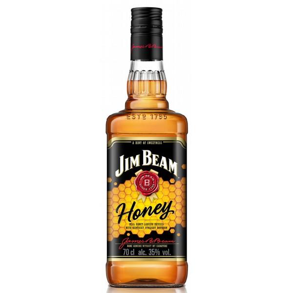 Jim Beam Honey Bourbon