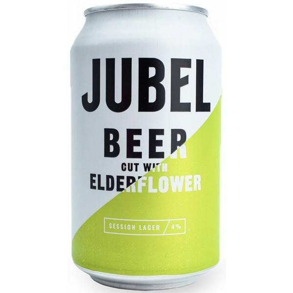 Jubel Elderflower  Cans