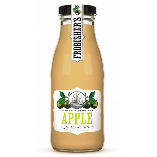 Frobisher's Apple NFC Juice