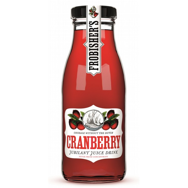 Frobisher's Cranberry NFC Juice