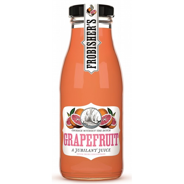 Frobisher's Grapefruit NFC Juice