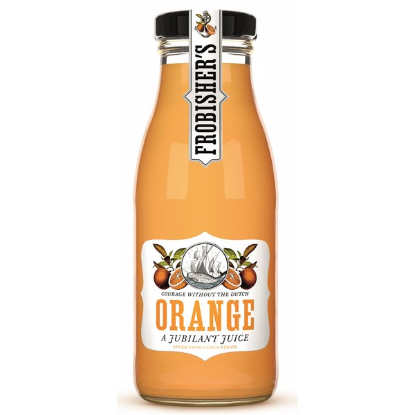 Frobisher's Orange NFC Juice