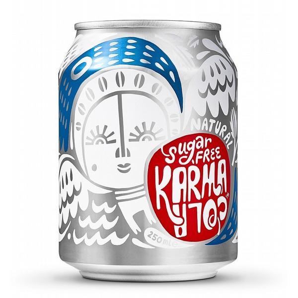 Karma Cola Sugar Free Cans