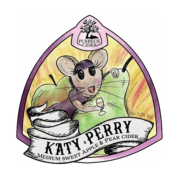 BIB Purbeck Katy Perry