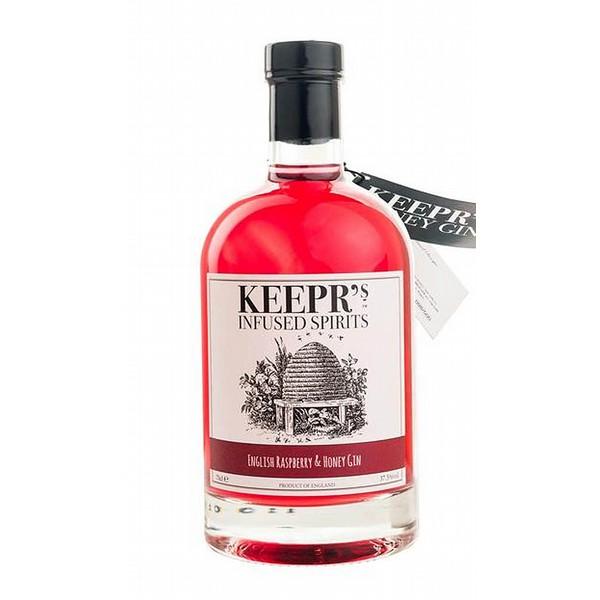 Keepr's Raspberry & Honey Gin