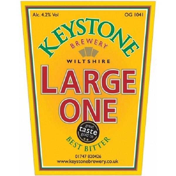 Keystone Large One Cask