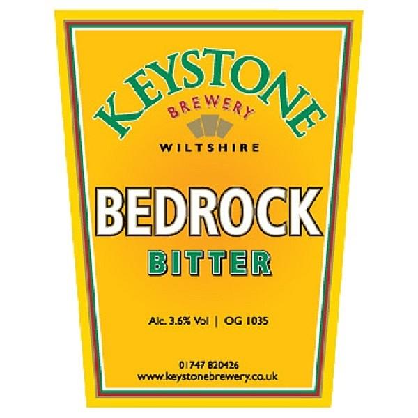 Keystone Bedrock Bitter Cask