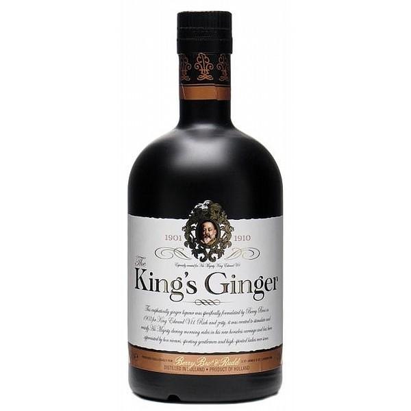 The King's Ginger Liqueur
