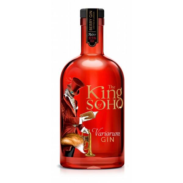 King Of Soho Variorum Pink Berry