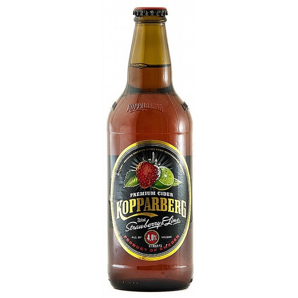 Kopparberg Strawberry Lime Cider