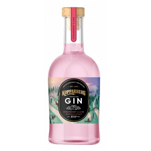 Kopparberg Strawberry & Lime Gin