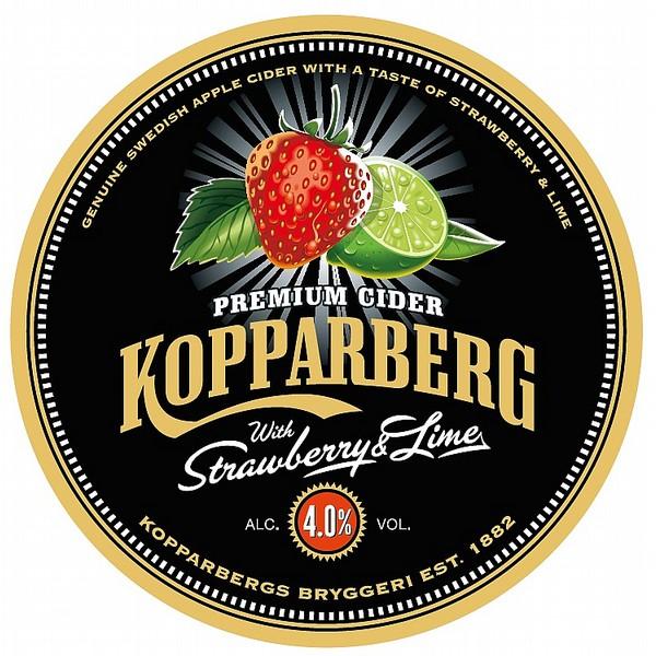 Kopparberg Strawberry & Lime