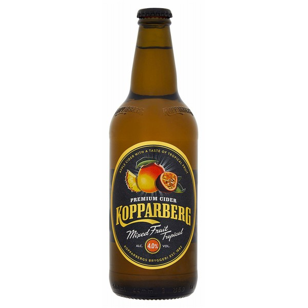 Kopparberg Mixed Fruit Tropical  Cider