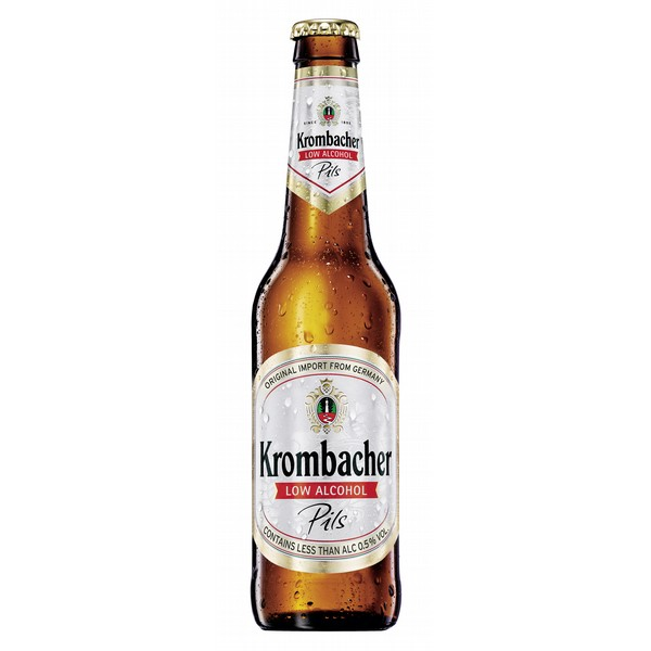 Krombacher Pilsner Low Alcohol