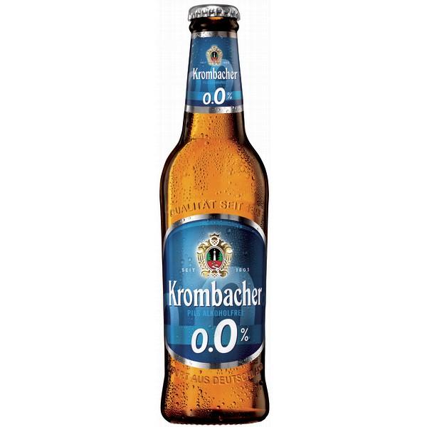 Krombacher Alkoholfrei Pils