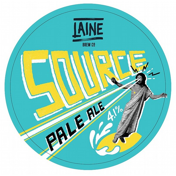 Laines Source Pale Ale