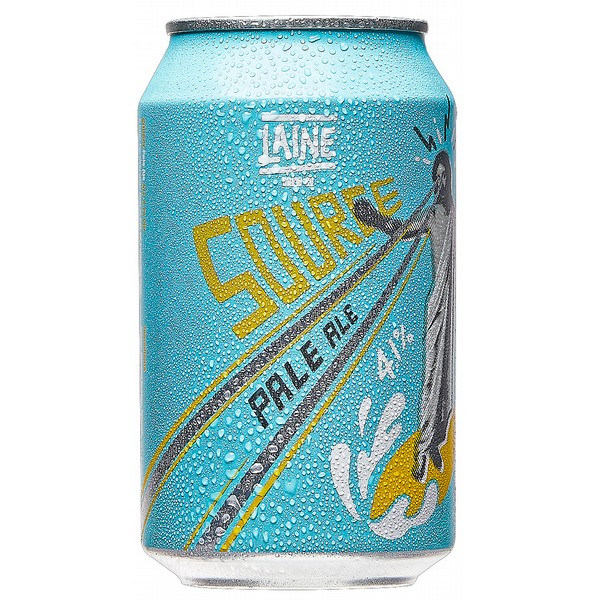 Laine Source Pale Ale  Cans