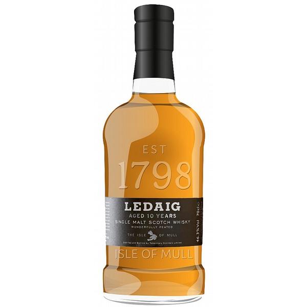 Ledaig 10 Year Old Malt Whisky