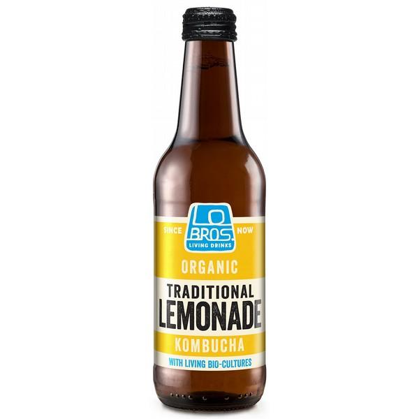 Lo Bros Lemonade Kombucha