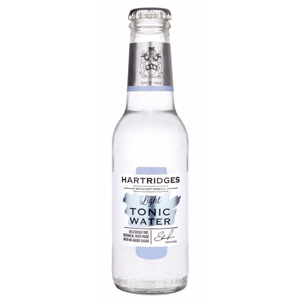 Hartridges Light Tonic Water
