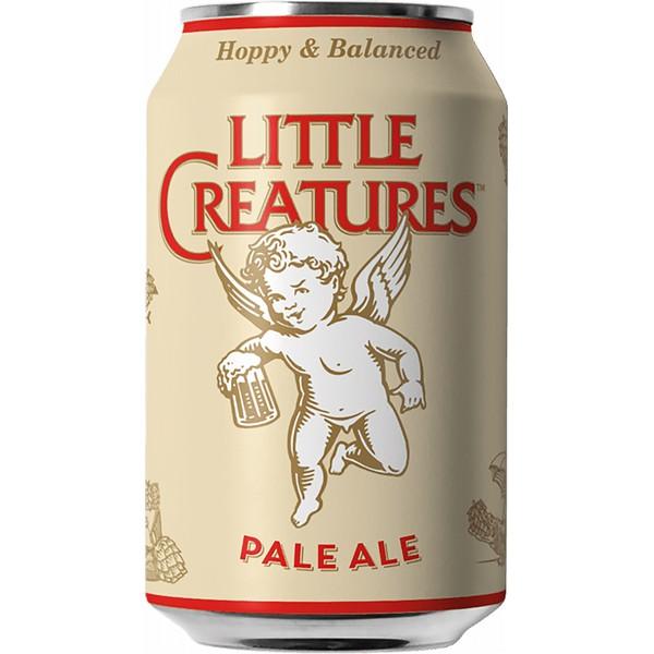 Little Creatures Pale Ale Cans
