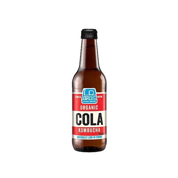 Lo Bros Cola Kombucha