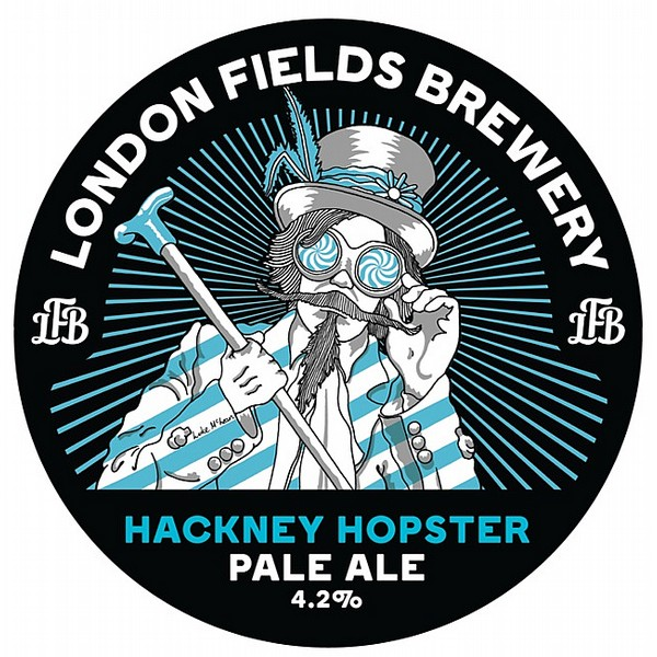 London Fields Hackney Hopster