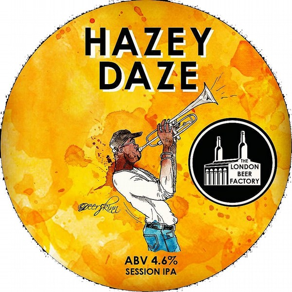London Beer Factory Hazey Daze