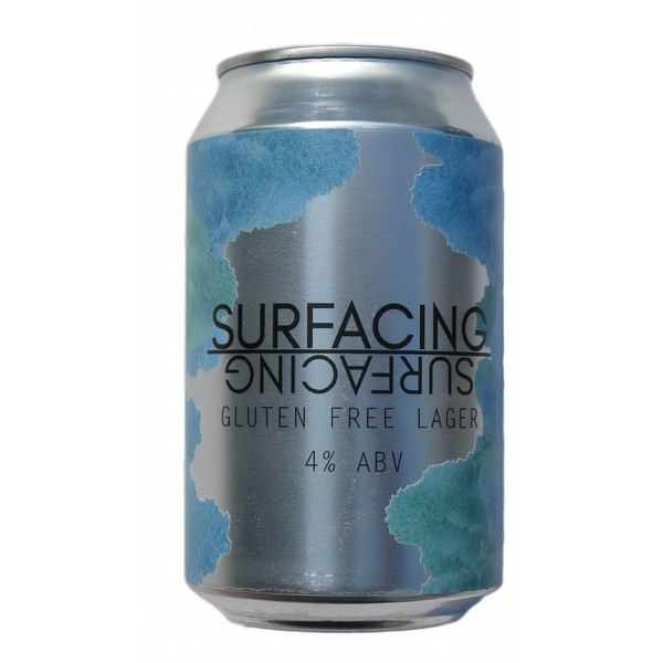 London Beer Factory Surfacing Cans