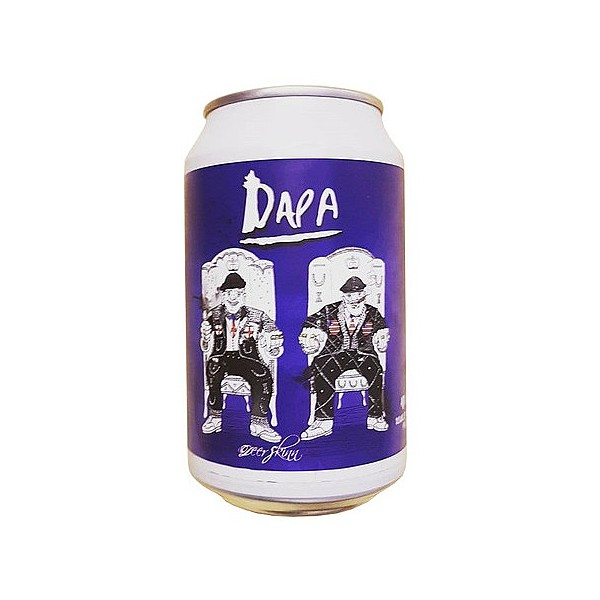 London Beer Factory DAPA Cans