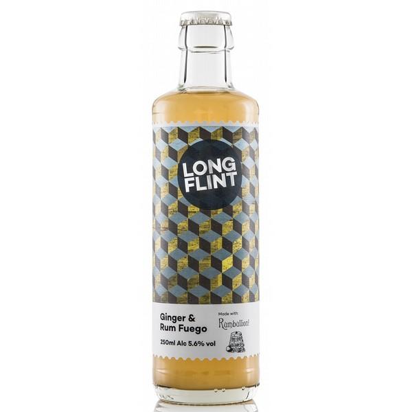Longflint Ginger & Rum Fuego