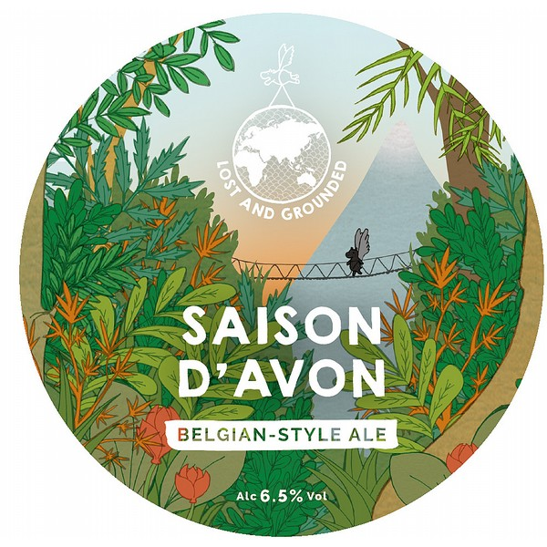Lost and Grounded Saison D'Avon