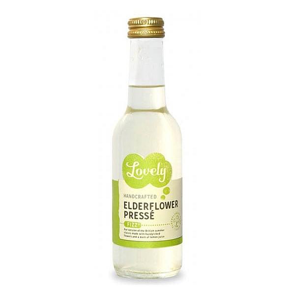 Lovely Drinks Elderflower Presse